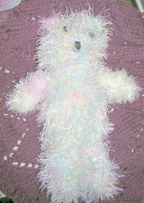 Ex Tooth Fairy Bear - by Jenny